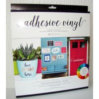 Adhesive Vinyls by American Crafts